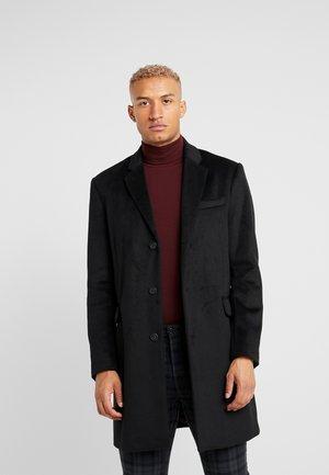 SCOTT - Short coat - black