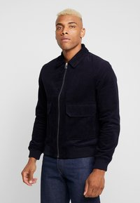 Topman - HARRINGTON - Let jakke / Sommerjakker - navy - 0