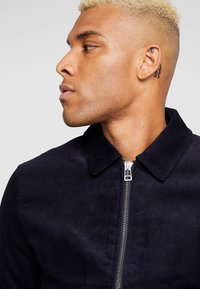 Topman - HARRINGTON - Let jakke / Sommerjakker - navy - 3