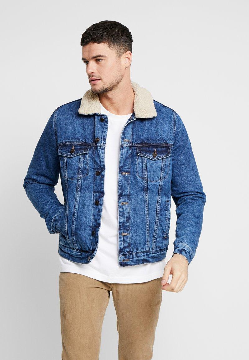 Topman - BORG  - Lett jakke - blue