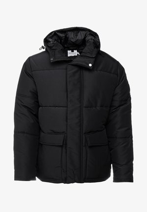 SUGARLOAF PUFFER - Winterjas - black