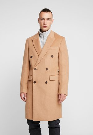 BERRY FRASER DOUBLE BREASTED - Manteau classique - camel