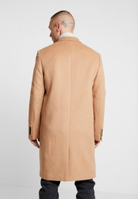 Topman - BERRY FRASER DOUBLE BREASTED - Kappa / rock - camel - 2
