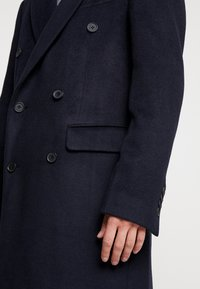 Topman - BERRY FRASER DOUBLE BREASTED - Cappotto classico - navy - 5