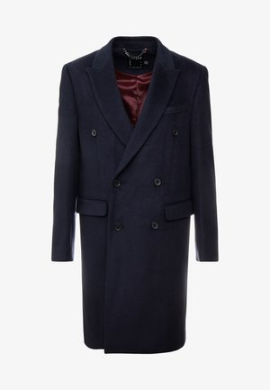 BERRY FRASER DOUBLE BREASTED - Cappotto classico - navy