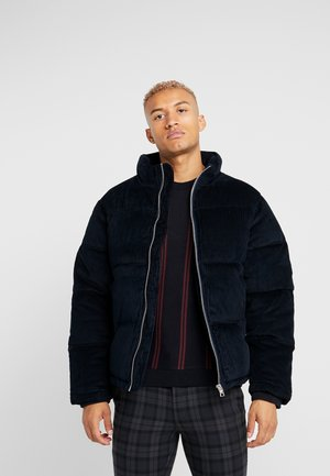 PUFFER FLOW - Winter jacket - navy