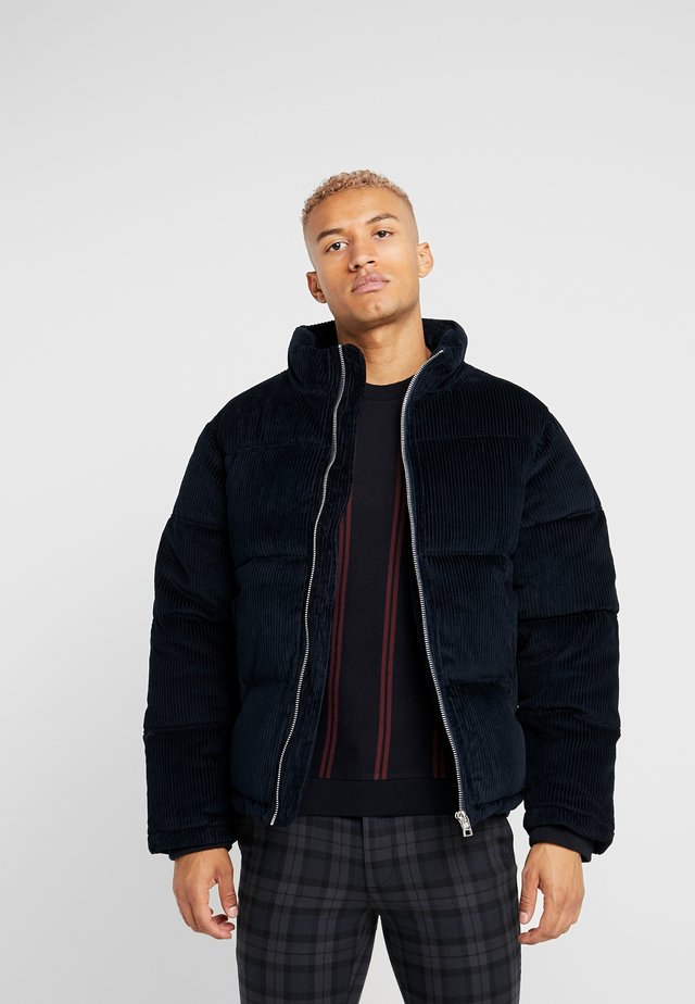 PUFFER FLOW - Giacca invernale - navy