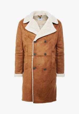 TAN REPUBLIC - Zimní kabát - brown