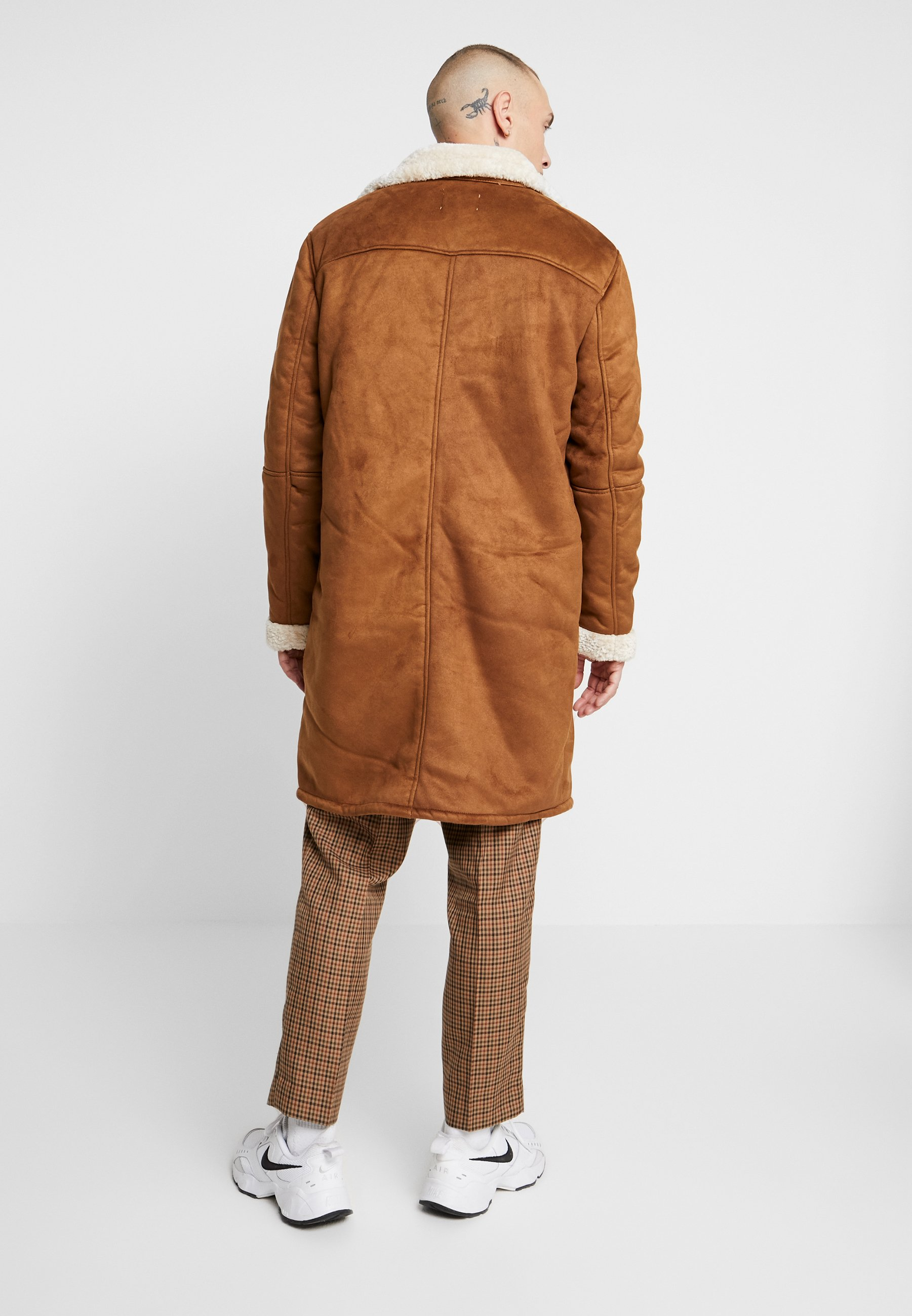 Topman Tan Republic - Veste D'hiver Brown