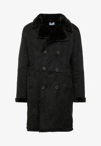 Topman - REPUBLIC - Cappotto corto - black - 4