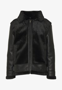 Topman - Giacca in similpelle - black - 3