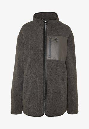 TECH BORG - Summer jacket - dark grey