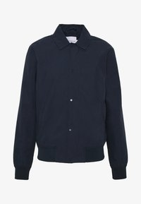 Topman - PAPER TOUCH - Bomber Jacket - navy - 4