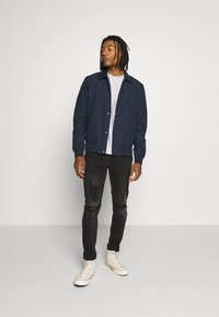 Topman - PAPER TOUCH - Bomber Jacket - navy - 1