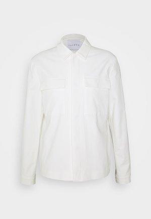 SMART SHACKET - Giacca leggera - white