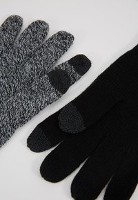 Topman - TOUCHSCREEN GLOVES 2 PACK - Hansker - multi-coloured - 5