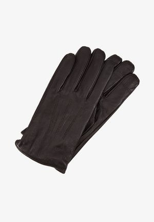 TOUCH SCREEN GLOVES - Gloves - brown