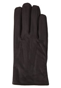 Topman - TOUCH SCREEN GLOVES - Guantes - brown - 1