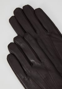 Topman - TOUCH SCREEN GLOVES - Guantes - brown - 4