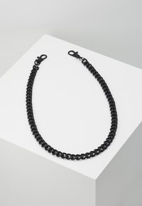 Topman - BLACK WALLET CHAIN - Avaimenperä - black - 0