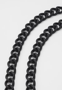 Topman - BLACK WALLET CHAIN - Avaimenperä - black - 3