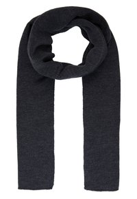 Topman - DUSTIN BEANIE AND BASIC SCARF SET - Bufanda - charcoal - 2