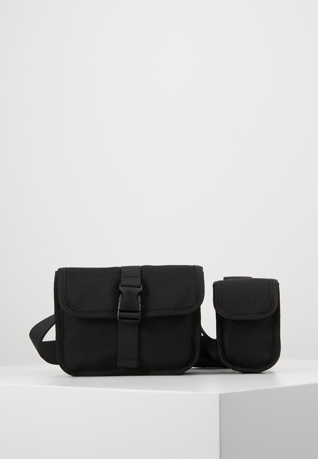POCKET XBODY - Sac bandoulière - black
