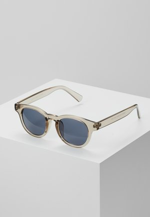 CLEAR ROUNDS SMOKE LENS - Sunglasses - clear
