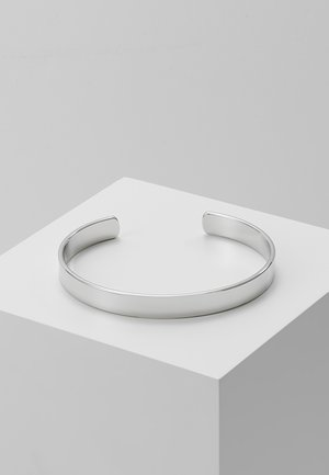 CLEAN CUF - Armband - silver-coloured