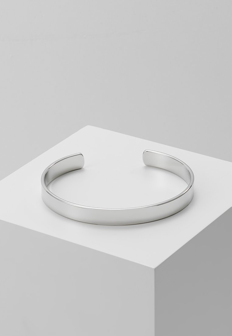 Topman - CLEAN CUF - Armband - silver-coloured