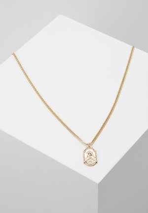 PENDANT - Collana - gold-coloured