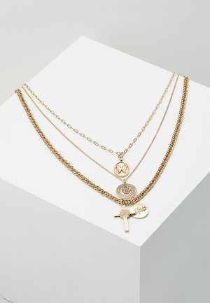 EXTRA RELIGIOUS  3 PACK - Collier - gold-coloured
