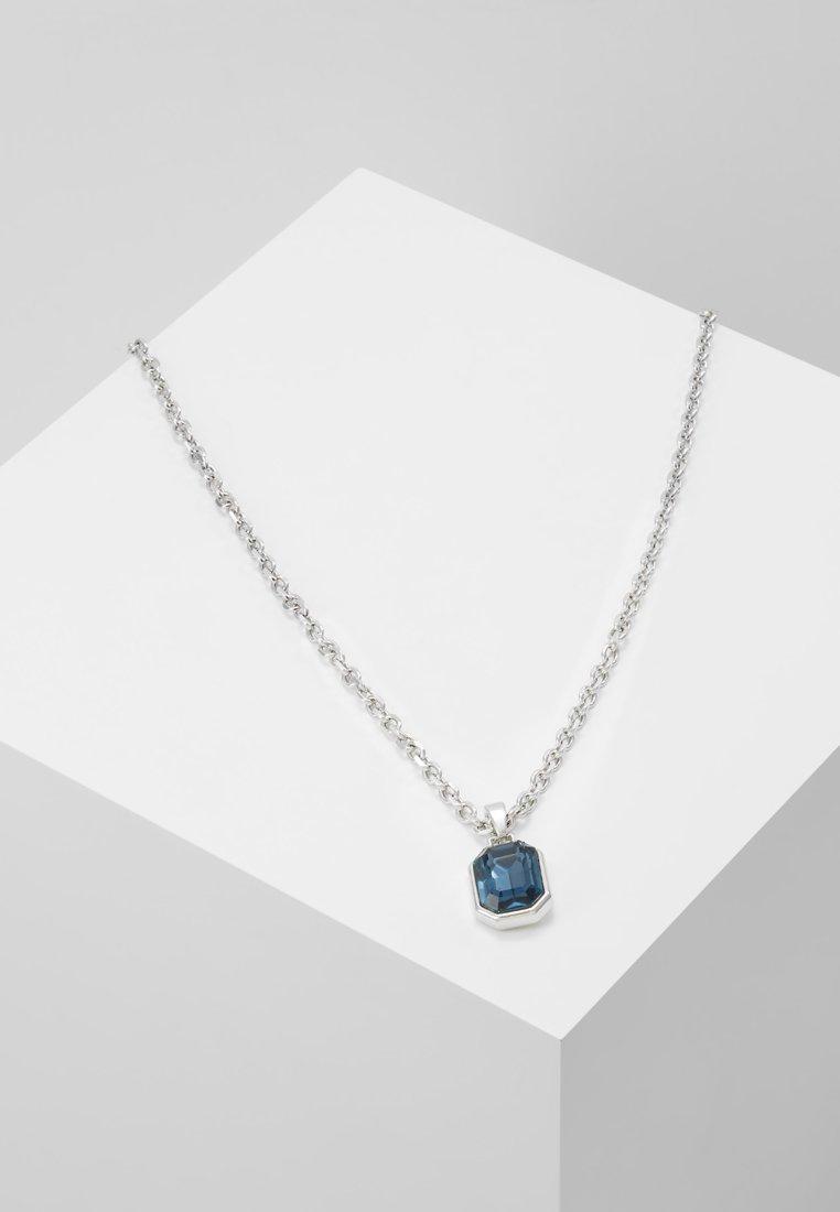 Topman - BLUE STONE PENDANT - Halskette - blue