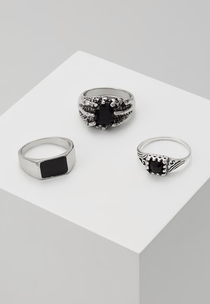 COIN SET - Ring - silver-coloured