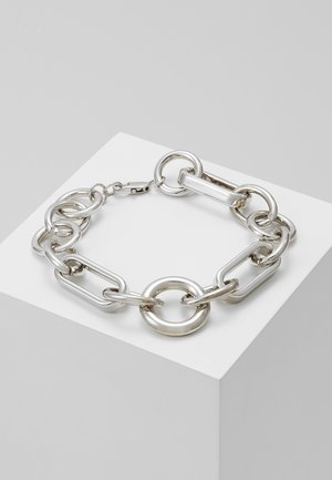 INDUSTRIAL BRACELET - Bracelet - silver-coloured