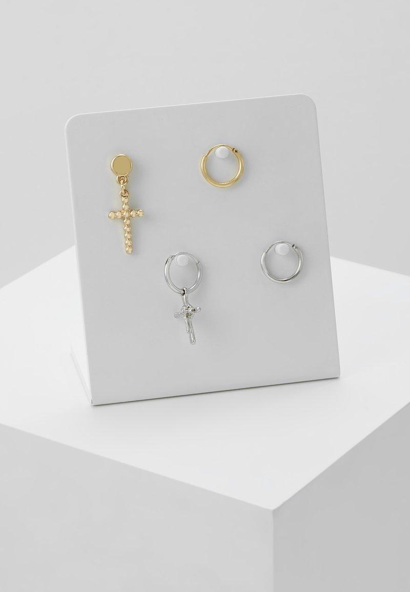 Topman - MIXED EARRING MULTI PACK - Earrings - multi