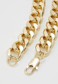 Topman - THICK CHAIN - Náhrdelník - gold-coloured - 3