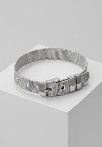 Topman - BUCKLE  - Bracelet - silver-coloured - 0