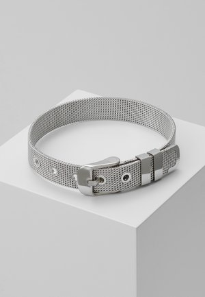 BUCKLE  - Náramek - silver-coloured