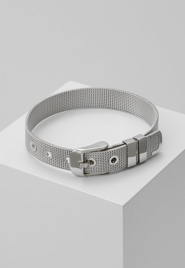 BUCKLE  - Bracelet - silver-coloured