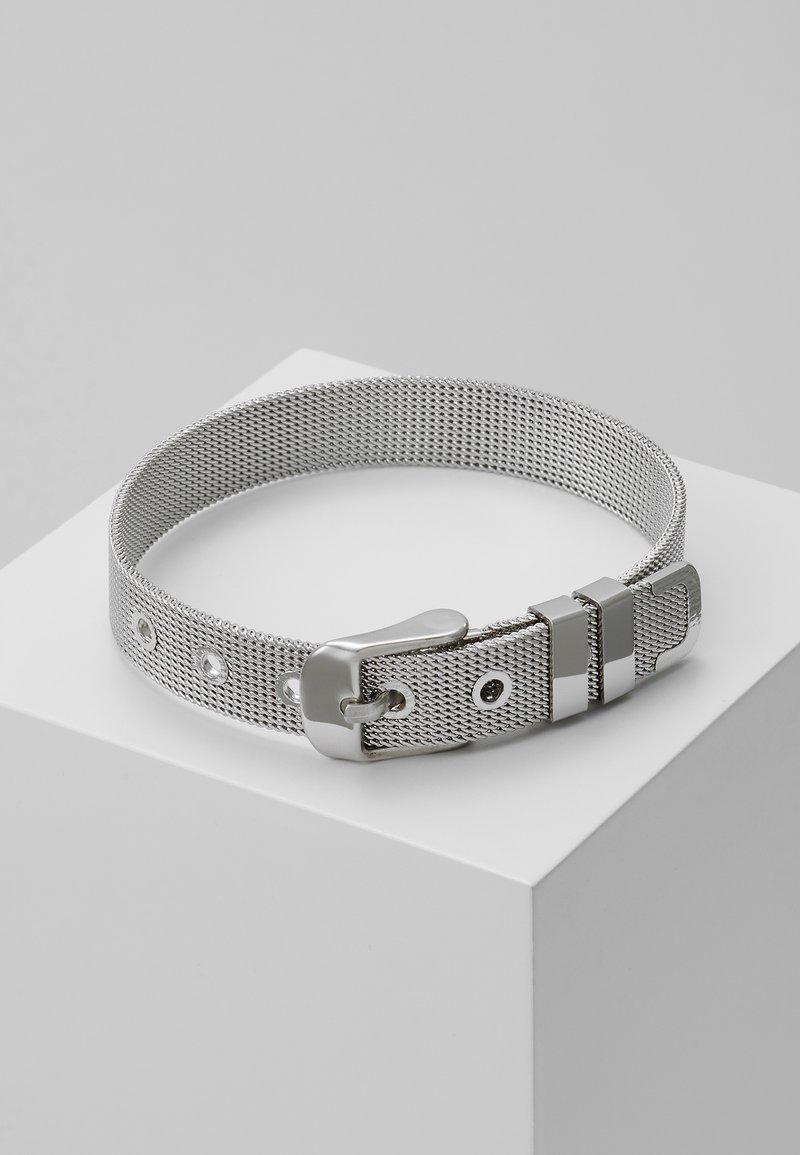 Topman - BUCKLE  - Bracelet - silver-coloured