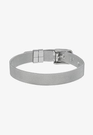 BUCKLE  - Bracelet - silver-coloured