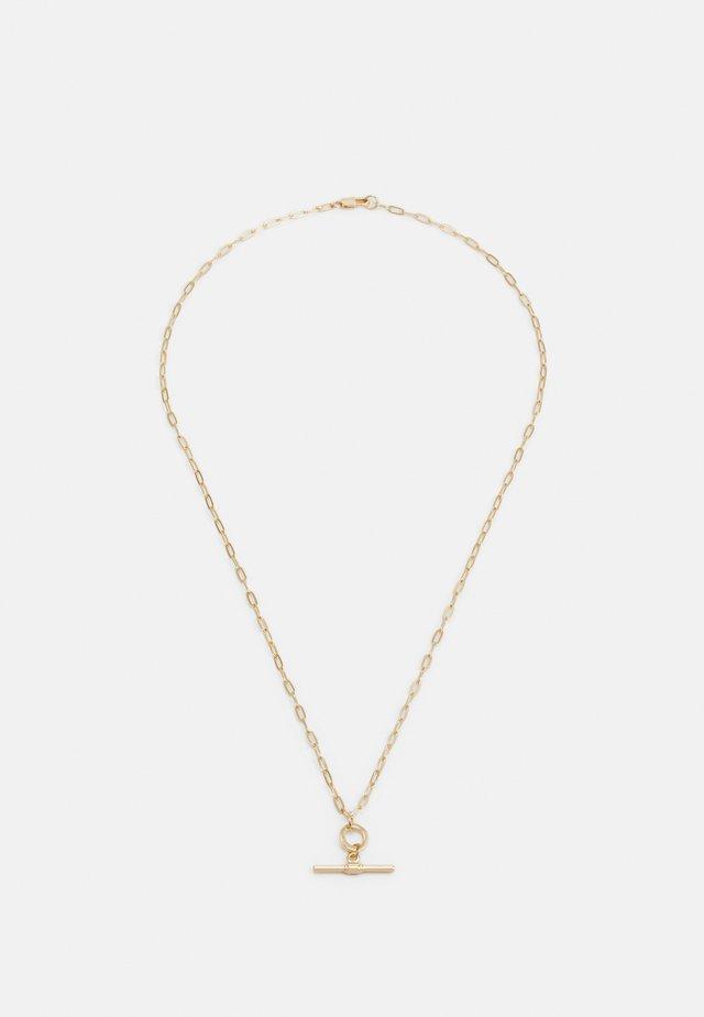 BAR PENDANT - Halskette - gold-coloured