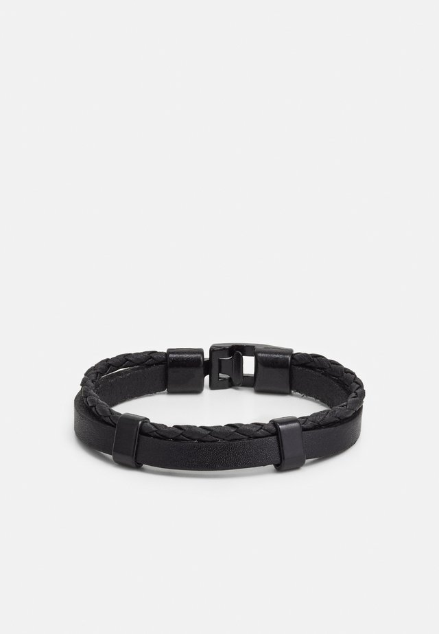 PLAIT  - Armbånd - black