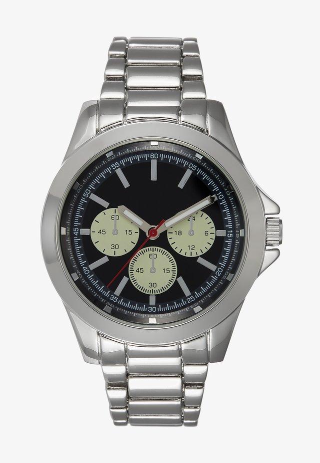 HAND WATCH - Klokke - silver-coloured