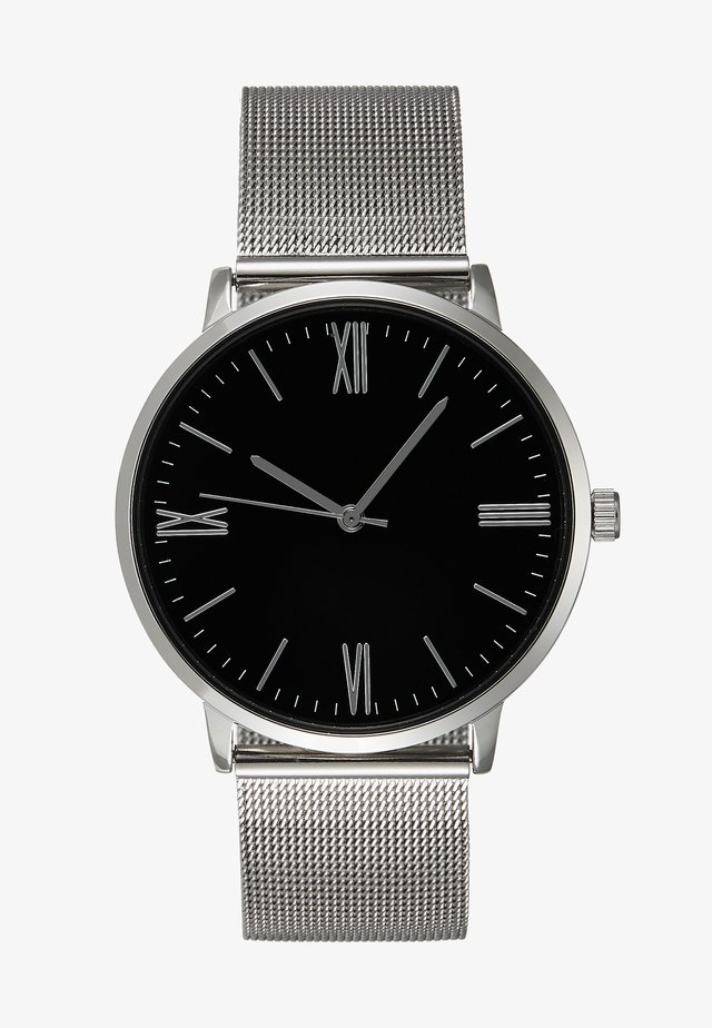 MESH WATCH - Rannekello - silver-coloured