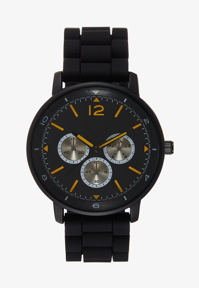 Topman - WATCH - Montre - black