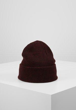 DUSTN - Bonnet - dark red