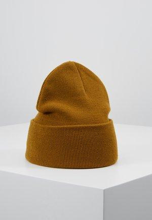 CHAR SKATER BEANIE - Bonnet - brown