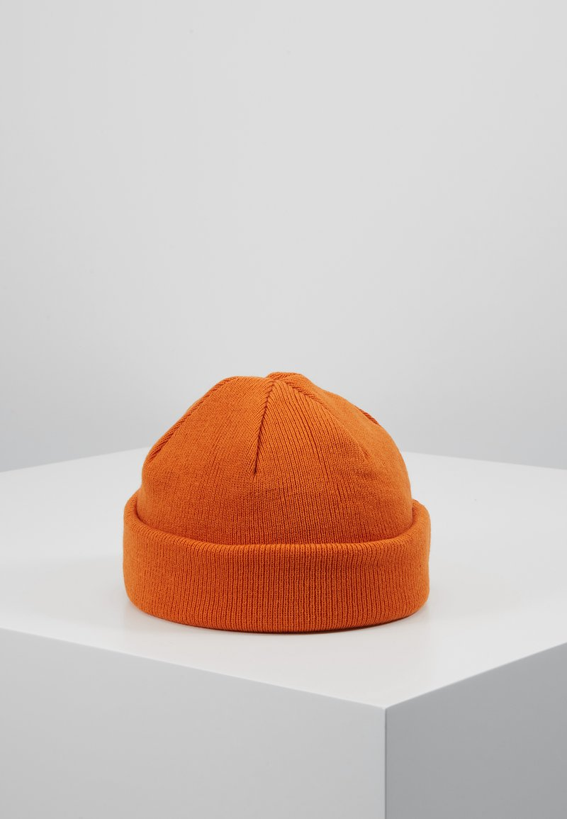 Topman - DOCKER BEANIE - Čepice - orange
